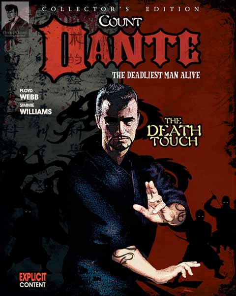 The Count Dante Collector's Edition adult graphic novel includes a diverse ...